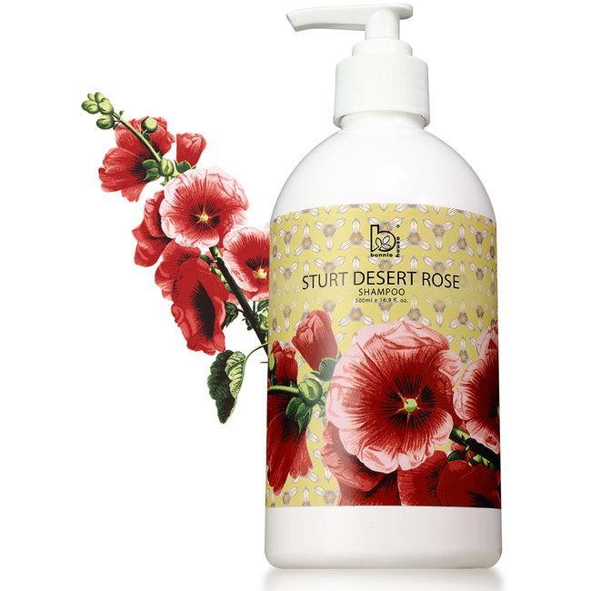 沙漠玫瑰喚愛護色洗髮乳500ml