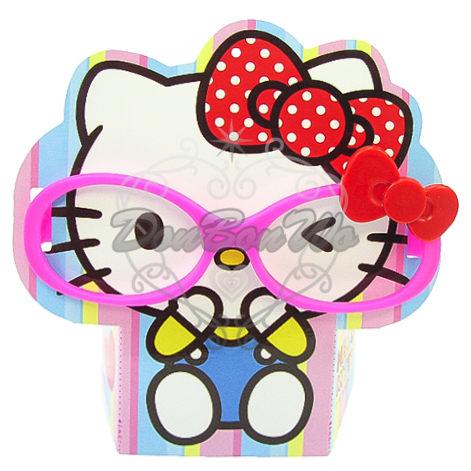 KITTY兒童玩具眼鏡框粉012149海渡