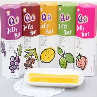 【一米特】QQ Jelly Bar接力棒-葡萄風味【果凍】★團購美食★