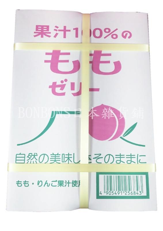 日本 AS果凍-水蜜桃口味  日本進口