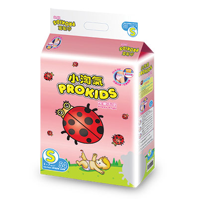 【限量特價】小淘氣 Prokids 紙尿褲 尿布 S54/片