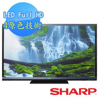日本 Sharp 60吋 3D LED液晶電視 LC-60G7AT
