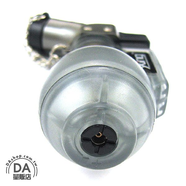 《DA量販店》銀星 酒瓶 造型 噴射火焰 打火機 可充瓦斯 需自行灌瓦斯(37-231)