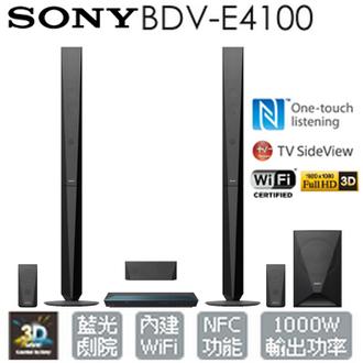 SONY BDV-E4100 劇院 藍光 NFC wifi 3D 喇叭 家庭劇院 公司貨 分期0利率 免運