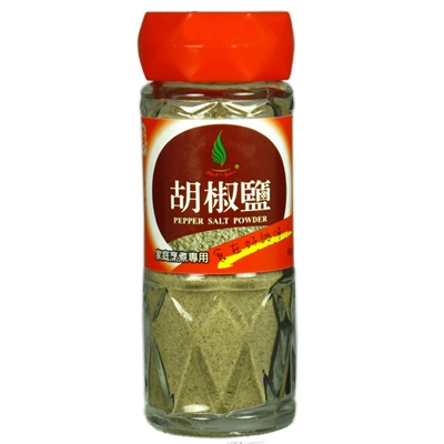 《飛馬》胡椒鹽‧Pepper Salt Powder-60g