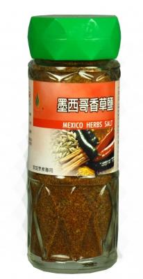 《飛馬》墨西哥香草鹽‧Mexico Herbs Salt-50g [3JGW0244D]