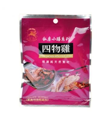 《飛馬》四物雞  Si Wu 4-herb Traditional Chinese Tonics Mix-46g