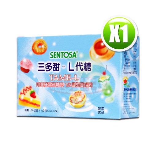 三多甜-L代糖(50包/盒)x1