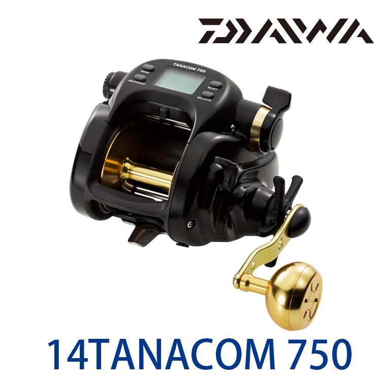 漁拓釣具 DAIWA 14 TANACOM 750 (電動捲線器)
