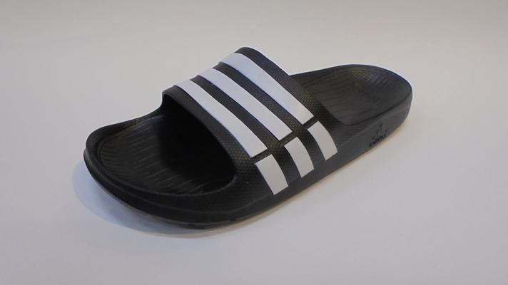 [陽光樂活]Adidas 愛迪達 DURAMO SLIDE 運動拖鞋 G15890  舒適 運動 休閒 新款