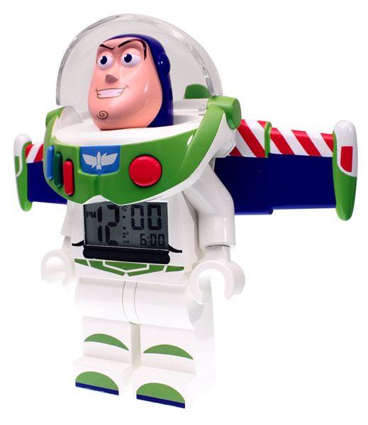 迪士尼巴斯光年LEGO時鐘鬧鐘112166海渡