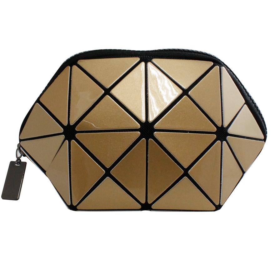 [幾何包BAO] 時尚雷射化妝包