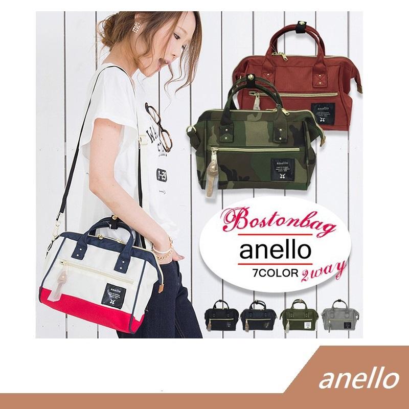 Anello 兩用 手提包 側背包 (M) 原廠授權專櫃正品 【RH shop】日本代購
