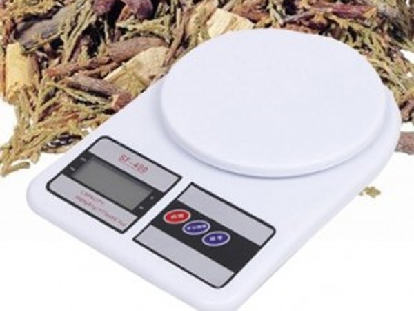 BO雜貨【SV6129】 0.5g/3kg 平台式按鍵電子秤 廚房料理秤 郵件秤 體重計寵物秤 中藥秤