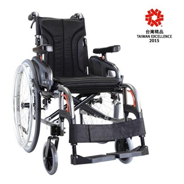【康揚】變形金剛輪椅 KM-8522 ~ 超值好禮2選1