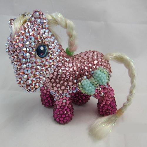 pony彩虹小馬包包吊飾