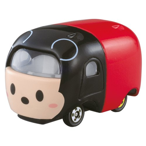 《TOMICA》 TSUM TSUM 疊疊樂小汽車 - 米奇 (堆疊款)