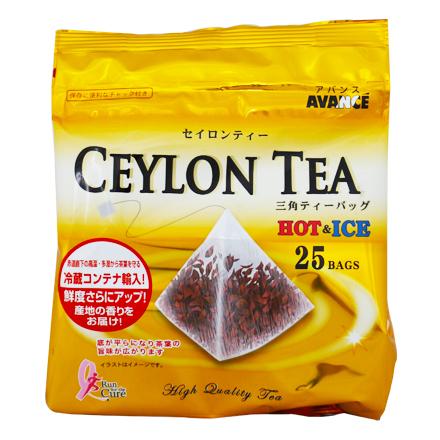 [敵富朗超市]國太樓立體三角包錫蘭紅茶25包入