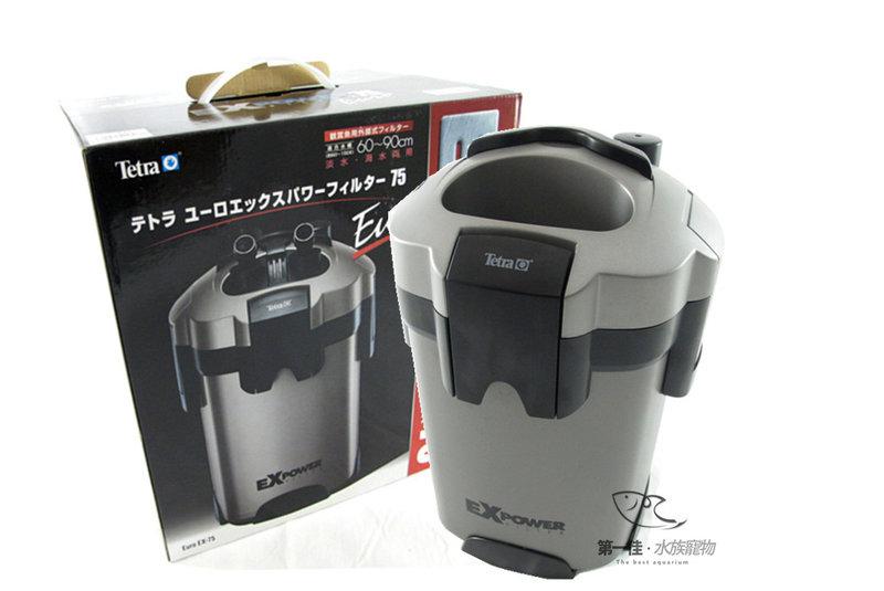 [第一佳 水族寵物] 德國德彩Tetra EX POWER[EX-60(480L/H)]外置過濾器.圓桶.桶式過濾 免運