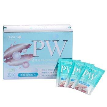 永信 婕凡希營養保健系列 PW珍珠鈣美顆粒包 60包 ☆真愛香水★