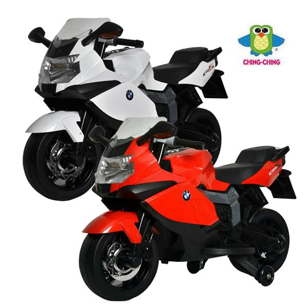 【親親Ching Ching】BMW 電動摩托車 (兩色可選) RT-283R