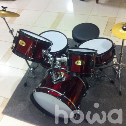 howa 豪華樂器   HJ-65  16吋兒童爵士鼓 / 組