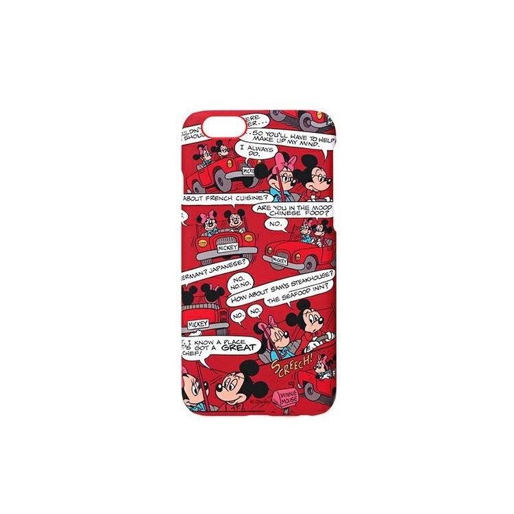大田倉 日本進口正版iPhone6 米奇 Mickey米妮 Minnie 迪士尼 手機殼 硬殼 078705
