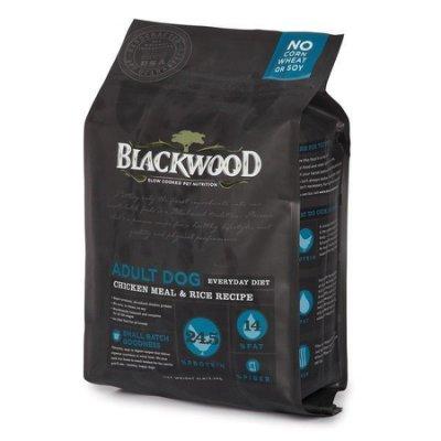 WDJ推薦 Blackwood 柏萊富 特調成犬活力配方(雞肉+糙米) 5LB/5磅