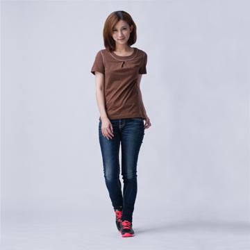 GLORY+CASUAL SORONA簡約綠能T恤