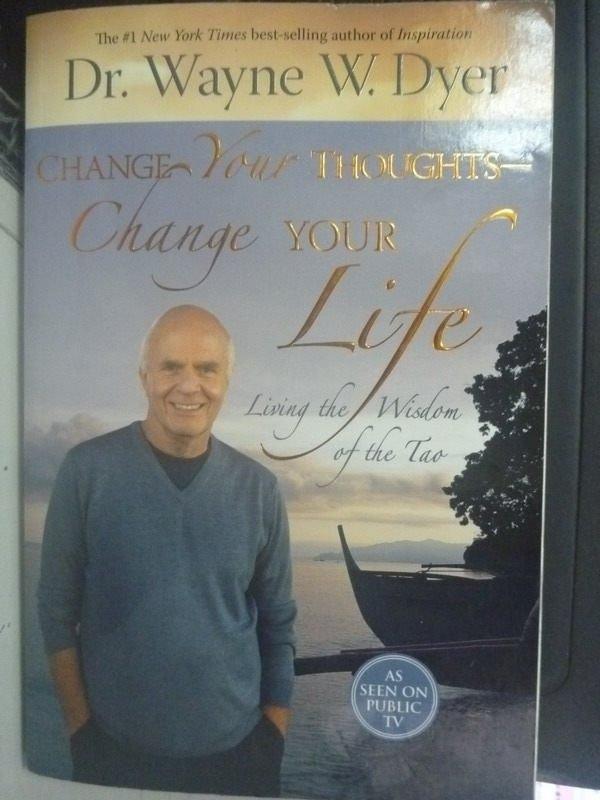【書寶二手書T7/勵志_WFJ】Change Your Thoughts - Change