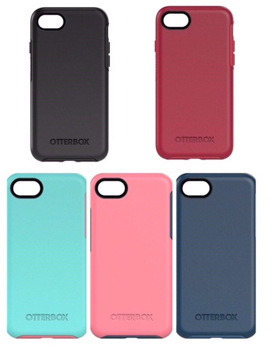 Otterbox Symmetry Series炫彩幾何系列 iPhone7