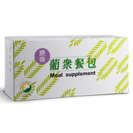 葡眾-原味餐包沖泡飲14克×30包/盒