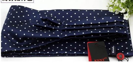 ★草魚妹★K237黃曉明貴族男性大領巾領巾領結結婚領帶,售價399元