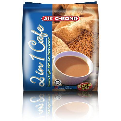 馬來西亞進口 益昌 二合一夏日無糖咖啡(15gx25入,即期特賣品)