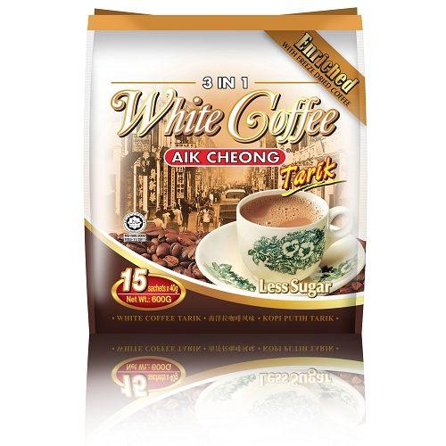 馬來西亞進口 益昌 三合一白咖啡(40gx15入,即期特賣品)
