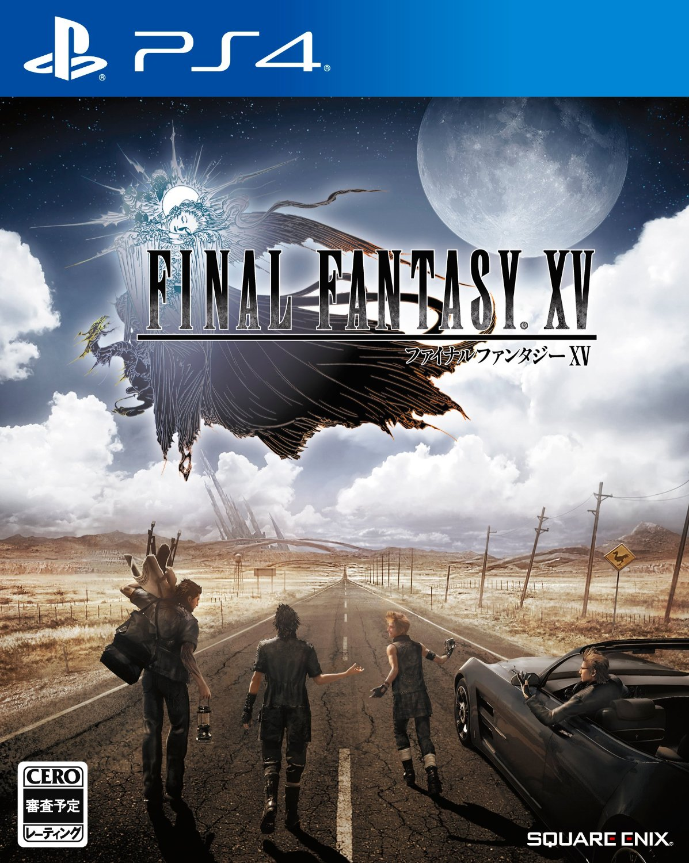 預購中 11月29日發售 亞洲英日文版  [輔導級] PS4 Final Fantasy XV/ 太空戰士 15