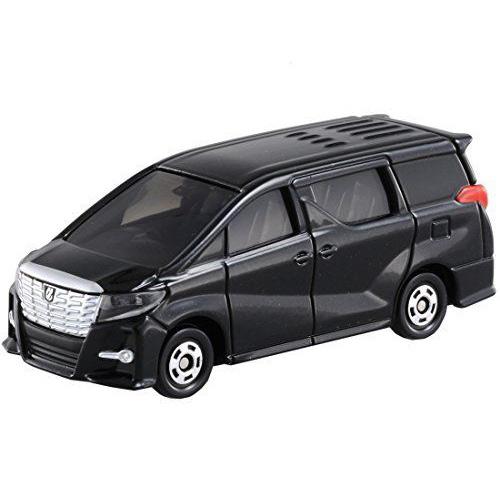 【奇買親子購物網】(12)【TOMICA多美小汽車】豐田Toyota ALPHARD(初回限定版) 012_824862 C