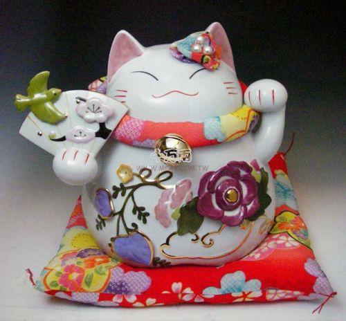 貓舍道樂堂本舖-幸運招福全球限量600隻 NO.600 非賣品