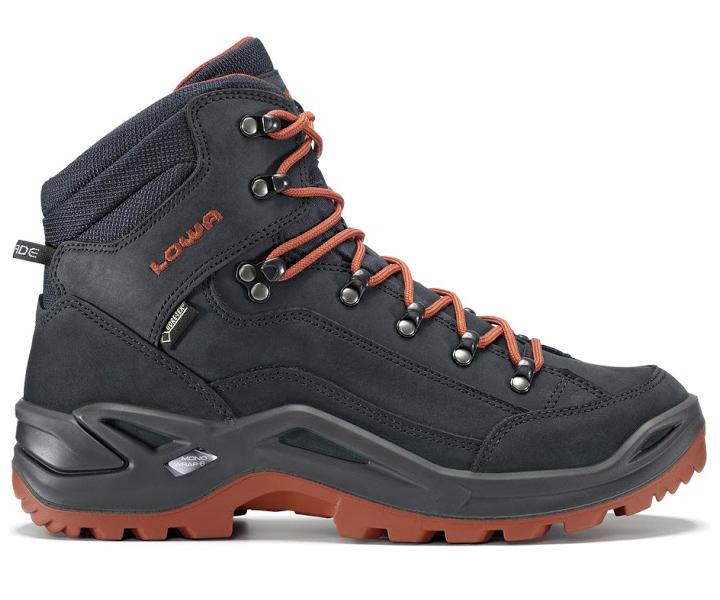 【鄉野情戶外專業】 LOWA |德國| Renegade GTX 標準版高筒防水登山鞋 男款/LW310945-6975