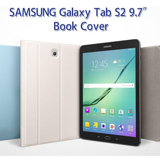 【原廠皮套】三星 SAMSUNG Galaxy Tab S2 9.7吋 SM-T810/T815 書本式保護套/智能休眠側掀