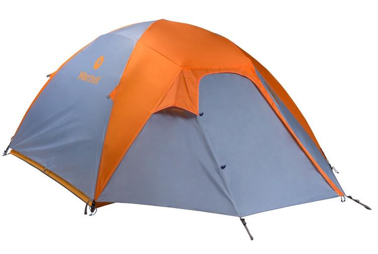 鄉野情戶外專業】 Marmot |美國|  Limelight 4P 四人登山帳篷 露營帳棚 _27130