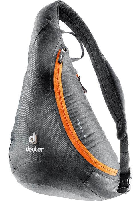 鄉野情戶外專業】 Deuter |德國|  Tommy S 城市旅遊斜背包/側背包/肩背包/造型背包 5L _81203