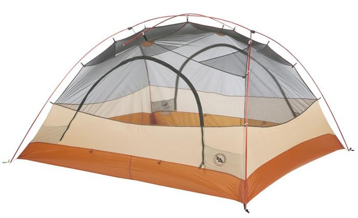 【鄉野情戶外專業】 Big Agnes |美國|  Copper Spur UL4 頂級輕量4人帳篷 _TCS411