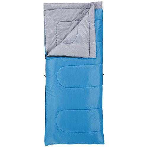 【鄉野情戶外專業】 Coleman  美國   信封型睡袋.輕量化纖睡袋 表演者睡袋/15-藍._CM-6933JM000