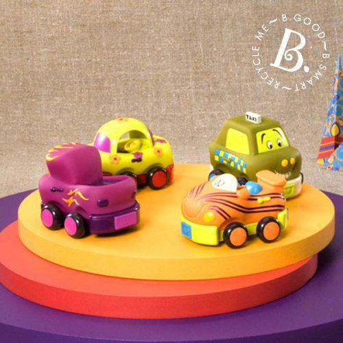 *babygo*B.Toys-寶寶迴力車BX1048Z