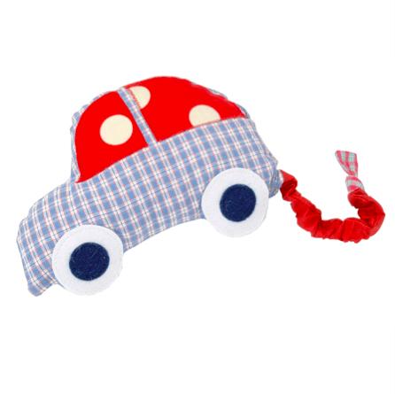 德國百年品牌Käthe Kruse-手拿玩偶Luckies小車
