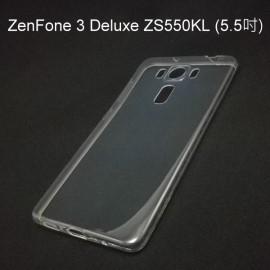 超薄透明軟殼 [透明] ASUS ZenFone 3 Deluxe ZS550KL (5.5吋)