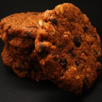 【Chungci Bakery】燕麥黑糖巧克力 1包入/70g