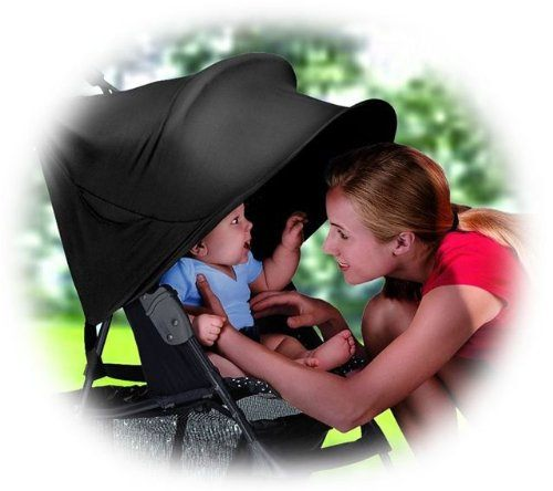 Summer Infant RayShade 抗UV多功能彈性遮陽罩/ 手推車遮陽罩