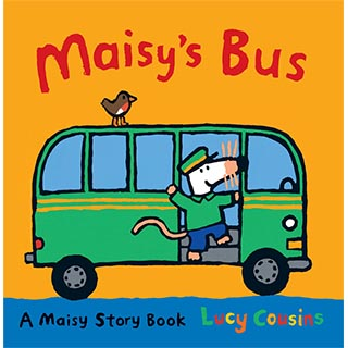 Maisy's Bus 波波的公車故事小書